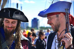 Piraci zdjęcia royalty free