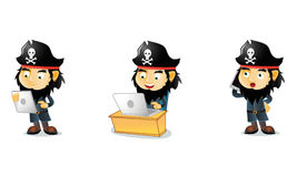Piraci 3 Obraz Royalty Free