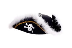 Piracy hat Stock Photography