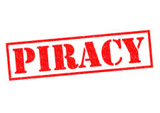 PIRACY Royalty Free Stock Photo