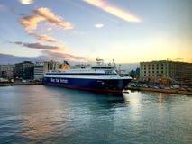 piraeus Fotografia de Stock