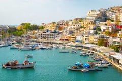 Piraeus, Ateny, Grecja Zdjęcie Stock