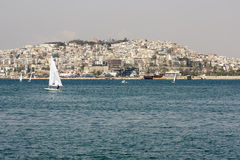 Piraeus City, Greece Royalty Free Stock Photo