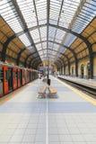 Piraeus dworzec Zdjęcie Stock