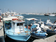 Piraeus - Greece Royalty Free Stock Photography