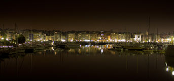 Piraeus harbor Royalty Free Stock Photo