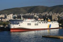 Piraeus harbor Royalty Free Stock Images