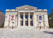 Piraeus Municipal Theatre, Greece Stock Image