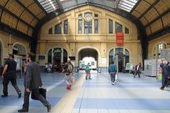Piraeus Station Stock Photo