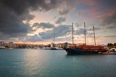 Piraeus. Royalty Free Stock Image
