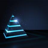 Piramid Lizenzfreie Stockfotografie