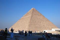 Piramid of Cheops Royalty Free Stock Photos