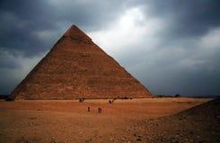 piramida obraz stock