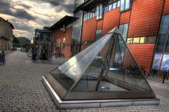 piramida Zdjęcie Stock