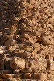 piramida czerwony Zdjęcia Royalty Free