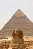 Piramide Stock Foto