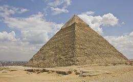 Piramide Royalty-vrije Stock Afbeeldingen