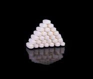 Piramide royalty-vrije stock afbeelding