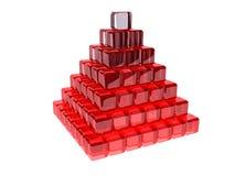 Piramide royalty illustrazione gratis