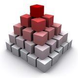 Piramide Royalty-vrije Stock Foto
