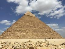 piramide Fotografia Stock