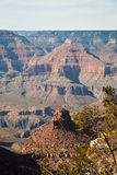 Piramide ai grandi canyon Immagine Stock Libera da Diritti