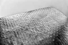 Piramide in de hemel Royalty-vrije Stock Foto's