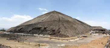 Piramide de la Luna Royalty Free Stock Photo