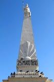 piramide de mayo Στοκ Φωτογραφίες