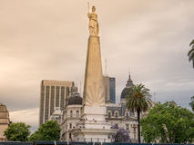 Piramide de Mayo, Buenos Aires, Argentina Royalty Free Stock Image