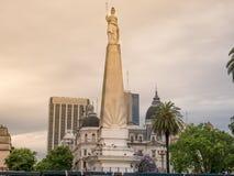 Piramide de Mayo, Buenos Aires, Argentyna obraz royalty free