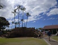 Piramide del Maui fotografia stock libera da diritti