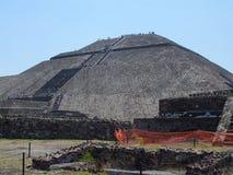 Piramide del Sun Fotografia Stock