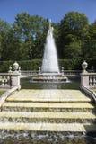 Piramide dell'acqua Fotografia Stock