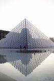 Piramide della feritoia Fotografia Stock Libera da Diritti