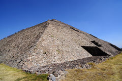 Teotihuacan Fotografie Stock Libere da Diritti
