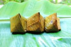 Piramide farcita della pasta Fotografie Stock