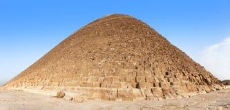 Piramide, Giza. Stock Afbeeldingen