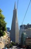 Piramide, San Fransisco Stock Afbeeldingen