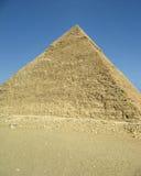 Piramide van Chefren Stock Foto
