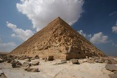 Piramide van Khafre Royalty-vrije Stock Afbeelding