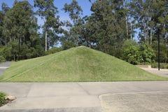 Piramideheuvels Royalty-vrije Stock Afbeelding