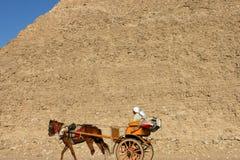 Piramides Stock Foto