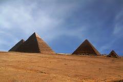 Piramides royalty-vrije stock foto's