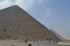 piramides stock afbeelding
