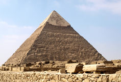 Piramidi Immagine Stock