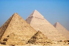 Piramidi Fotografie Stock Libere da Diritti