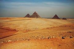 Piramids royalty-vrije stock afbeeldingen