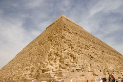Piramids grands d'egipt. Photo libre de droits