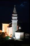 piran斯洛文尼亚 免版税库存图片